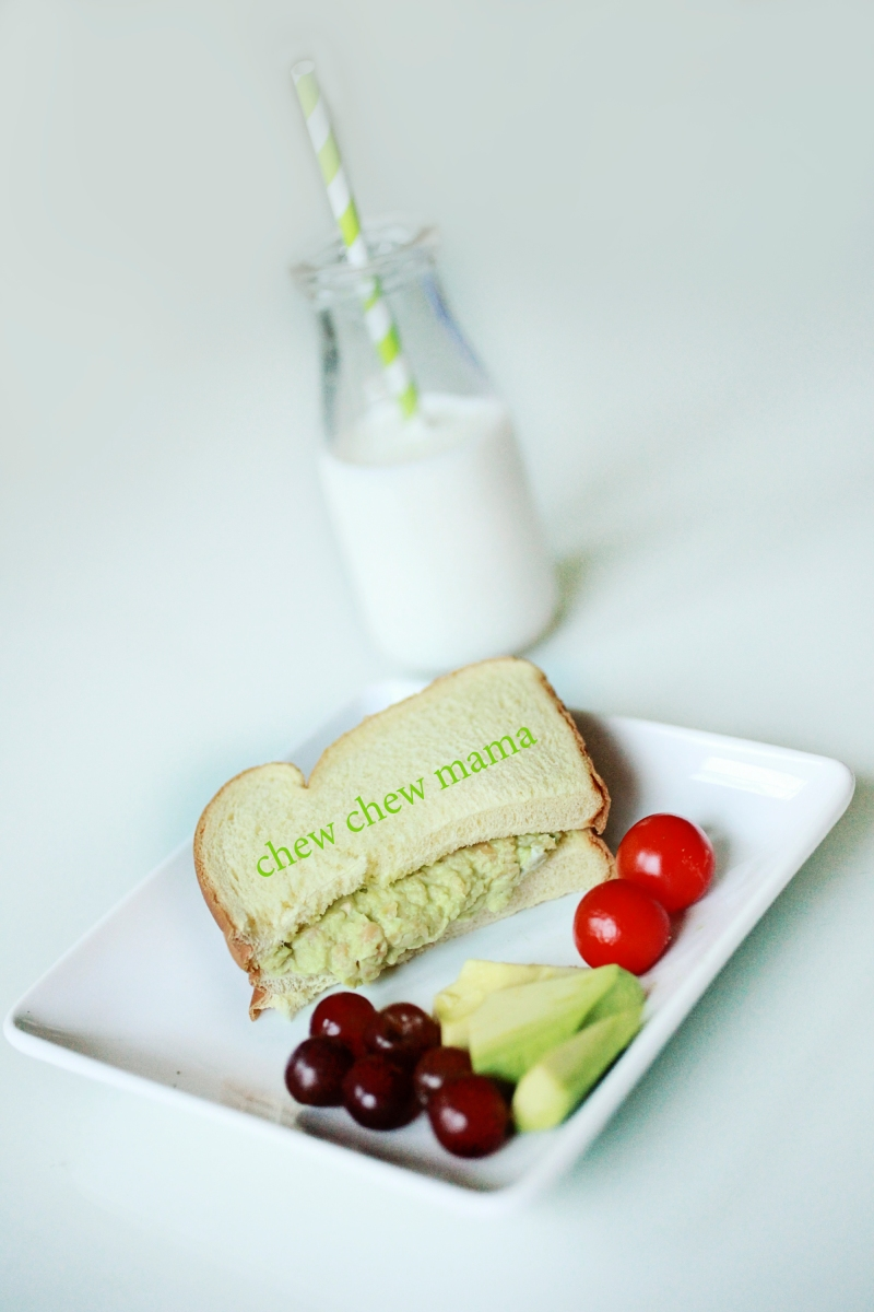 Chickpea Avacado Sandwich Spread CCM